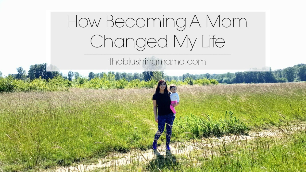 My Life Has Changed - A Day Outdoors