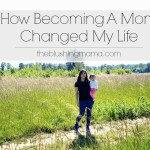 My Life Has Changed – A Day Outdoors