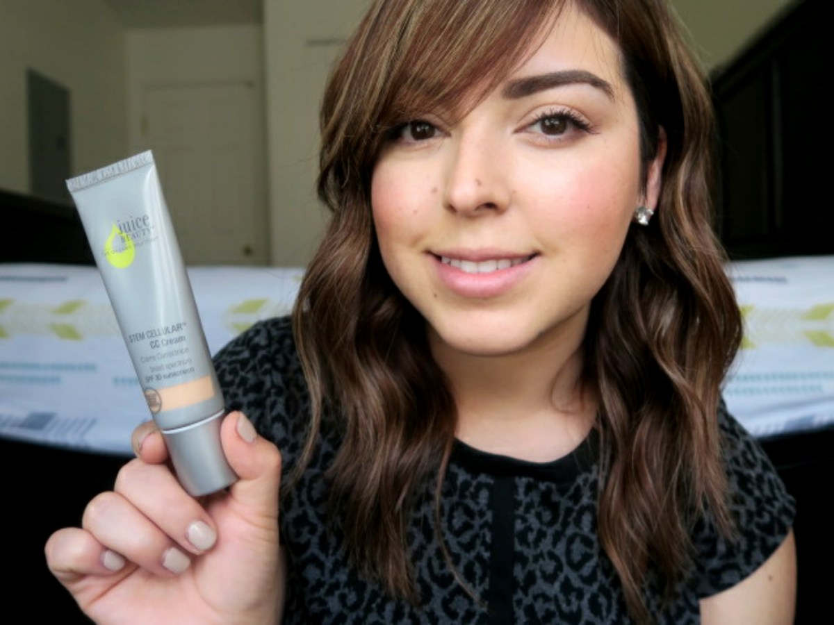 Juice Beauty CC Cream | Review & Demo