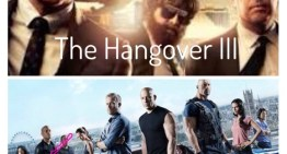 Memorial Day Movies | The Hangover 3 x Fast & Furious 6 [REVIEW]