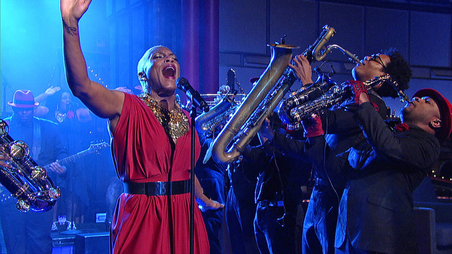 Big Band in 2014? The Unexpected Live Experience by Liv Warfield