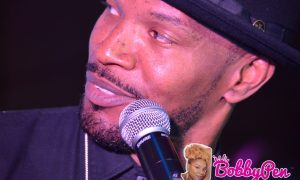 Jamie Foxx Hosts DC Listening Party for 'Hollywood' [PHOTOS]