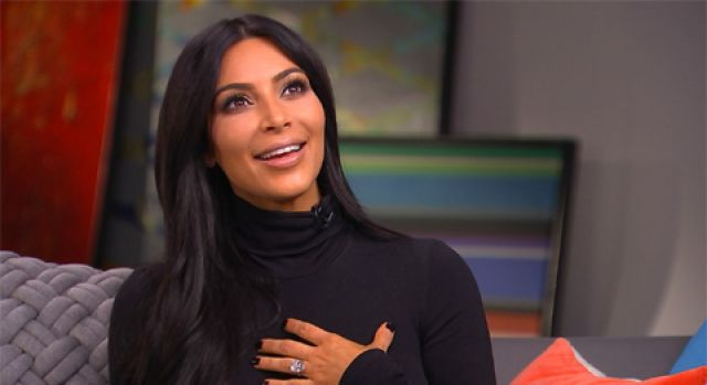 Kim Kardashian Bagged Kanye West? That's What She Said… [VIDEO]