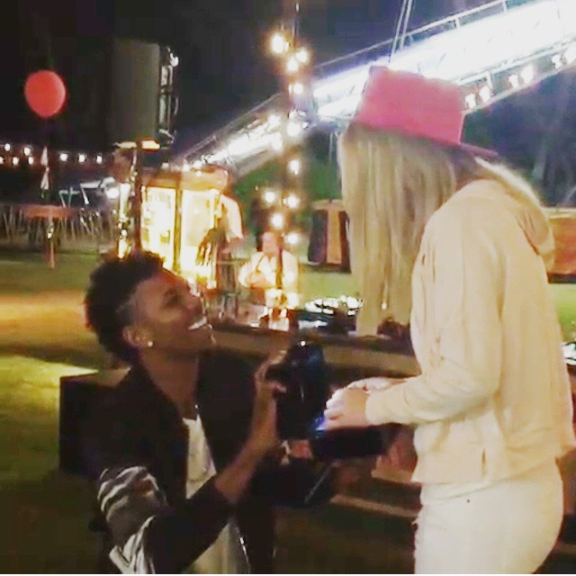 Iggy Azalea is Engaged to Nick Young on His Birthday [VIDEO]