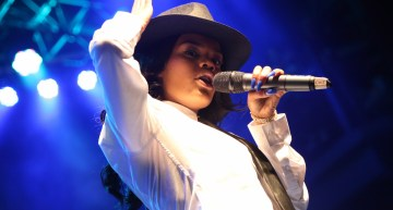 Teyana Taylor, PatriceLIVE and Main Girl Perform Sold Out Show at the Fillmore [PHOTOS]