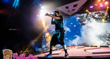 J. Cole and Big Sean Light up the DMV at the 2014 Forest Hills Drive Tour [REVIEW]