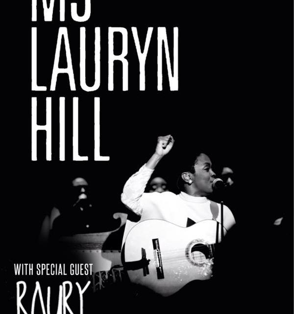 TICKET GIVEAWAY | Lauryn Hill at Pier Six Pavillion This Friday!