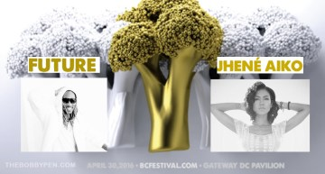 Broccoli City Fest Brings Future, Jhene Aiko, The Internet + More to DC this April