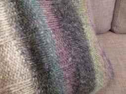 The pattern is basket weave