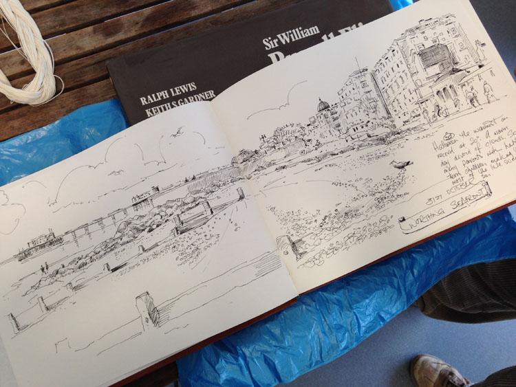 David Barber's Sketchbook
