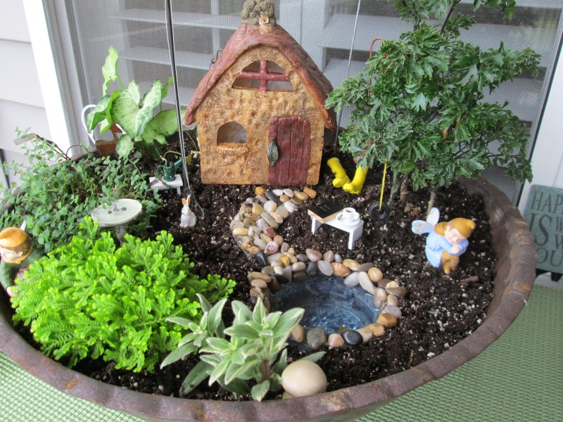 Large Of Fairy Garden For Kids