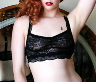 Dollhouse Bettie Lace Bralette