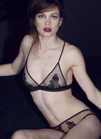 Fleur of England After Dark Boudoir Set