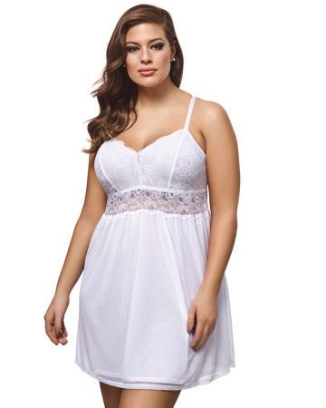 full bust bridal lingerie