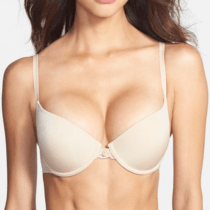 Natori Pure Luxe Push-Up Bra