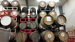 10 Barrel's barrel room