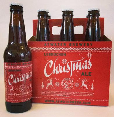 Atwater Lebkuchen Christmas Ale