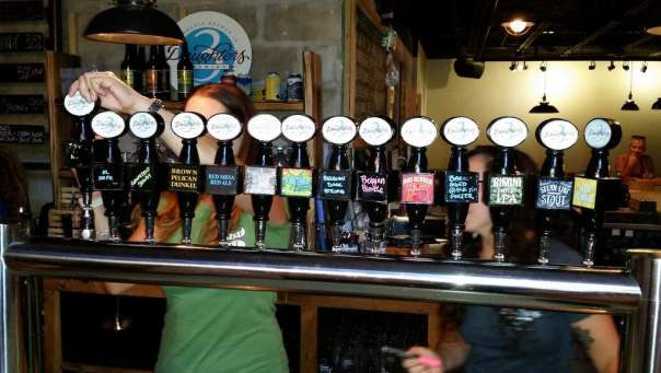 BBC 16: Taps at 3 Daughters Brewing