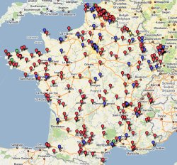 BeerMapping France Beer Map