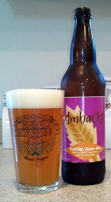 Ambacht Golden Rose Ale