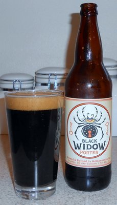 McMenamins Black Widow Porter