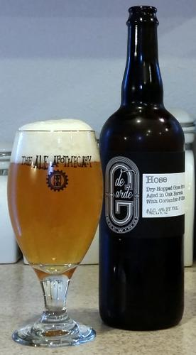 De Garde Brewing Hose