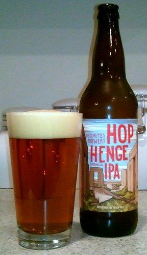 Deschutes Brewery Hop Henge Experimental IPA, 2011