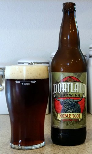 Portland Brewing Noble Scot