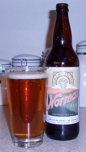 Calapooia Brewing Norman Ale