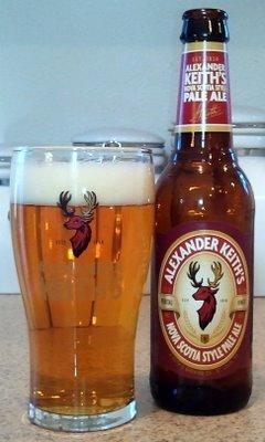 Alexander Keith's Nova Scotia Style Pale Ale
