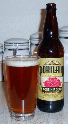 Portland Brewing Rose Hip Gold