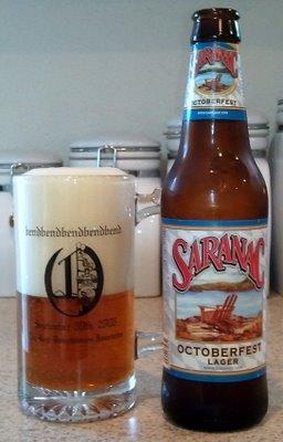 Saranac Octoberfest