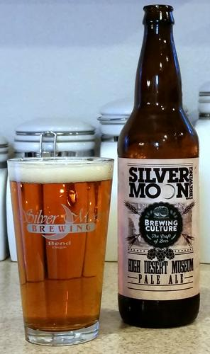 Silver Moon High Desert Museum Pale Ale