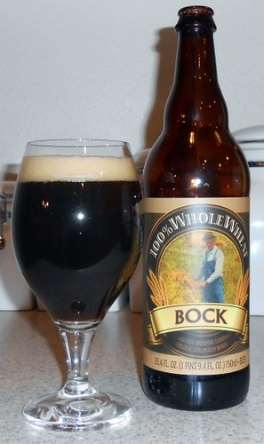 AC Golden 100% Whole Wheat Bock