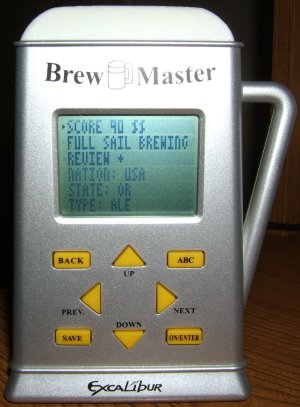 "The ""Brew Master"""