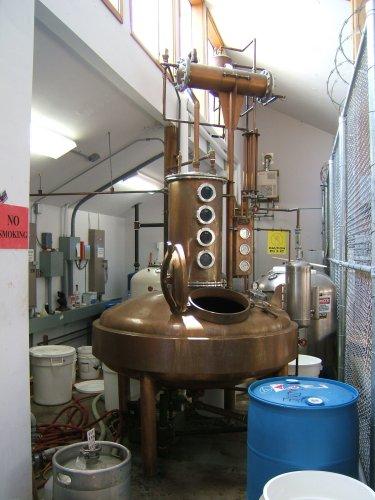 Rogue micro-distillery