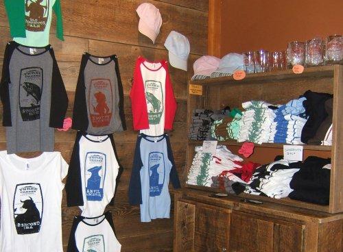 Three Creeks Brewing merchandise
