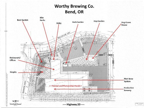 Worthy Brewing plans