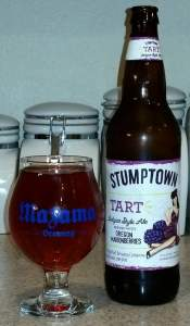 BridgePort Stumptown Tart with Marionberries