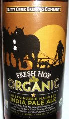 Butte Creek Fresh Hop Organic IPA