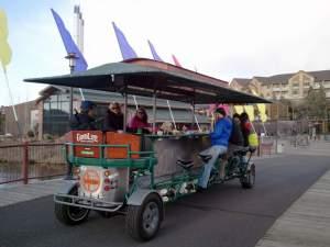 Bend Cycle Pub