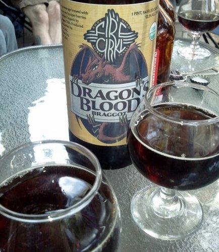 Fire Cirkl Dragon's Blood Braggot