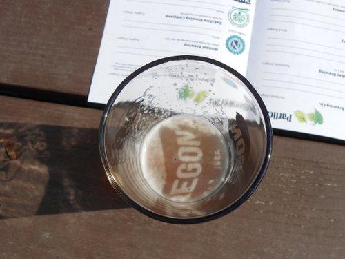 Oregon fresh hop beer!