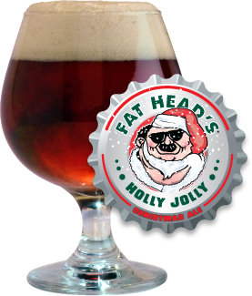 Fat Head's Holly Jolly Christmas Ale
