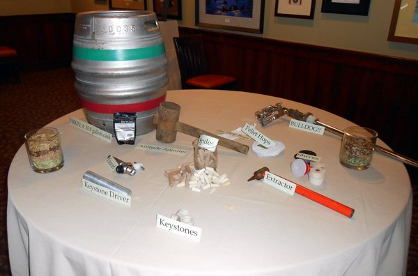 Firkin-A Display