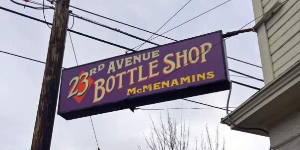 McMenamins 23rd Avenue Bottle Shop