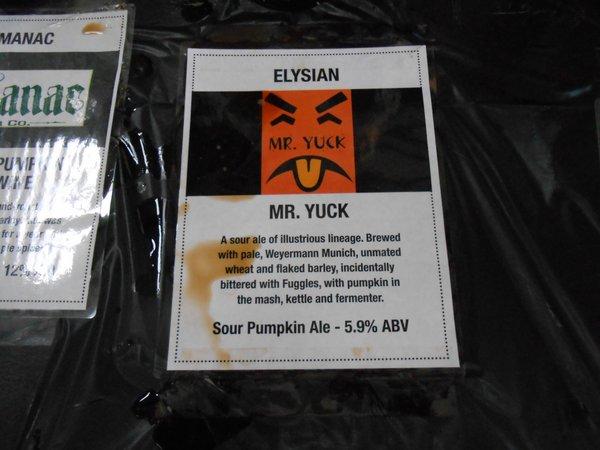 Elysian Mr. Yuck