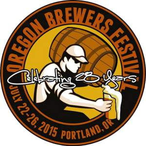 Oregon Brewers Festival 2015