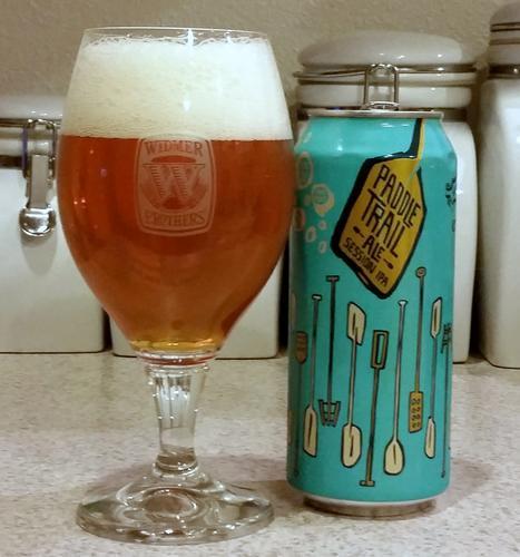Crux/Sierra Paddle Trail Ale