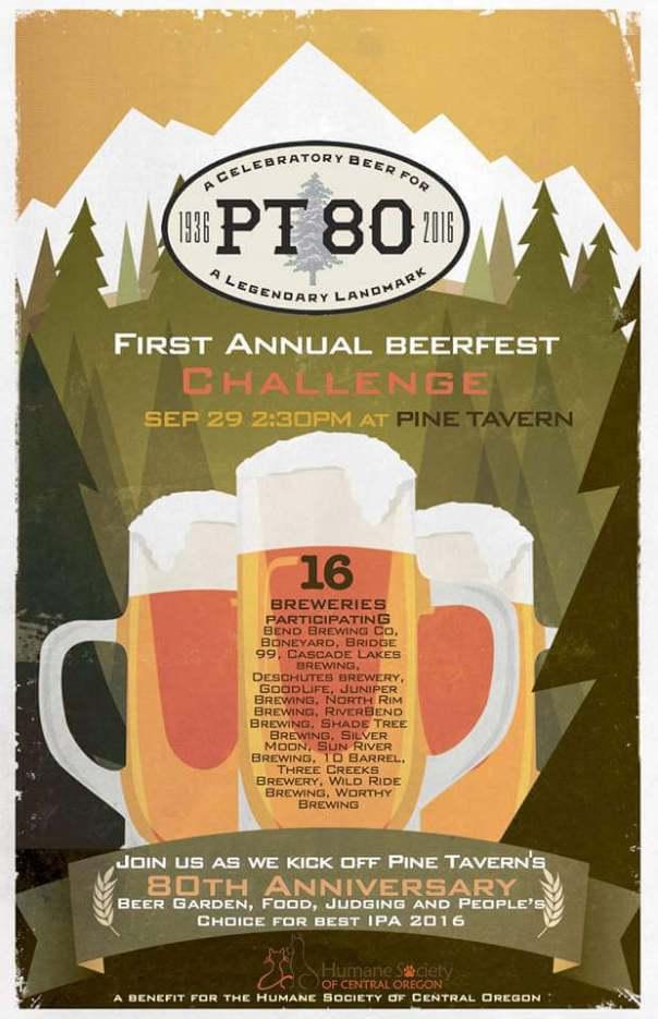 PT80 Beerfest Challenge